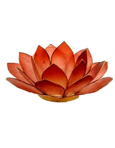 Waxinelicht houder Lotus 15 cm