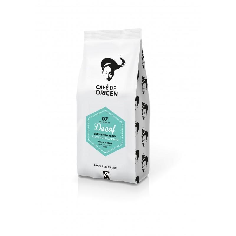 Café de Origen Decafe Filterkoffie