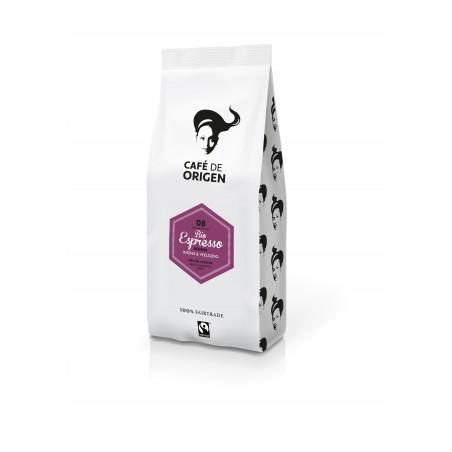 Café de Origen Espresso BIO Bonen