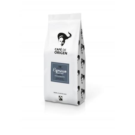 Café de Origen Espresso Dark Roast Bonen