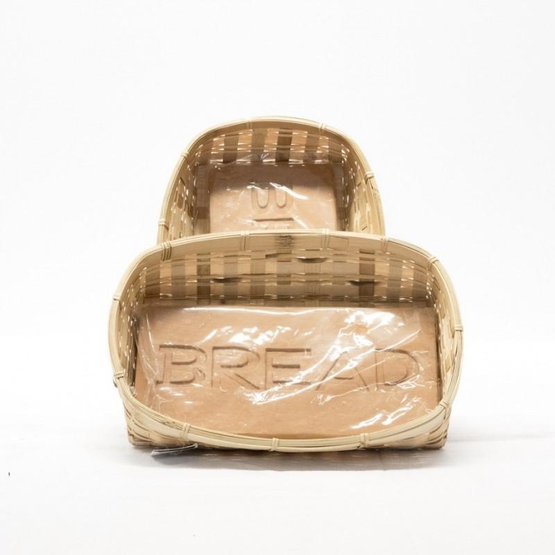 Broodmandje met warmhoudsteen