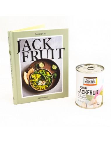 Jackfruit met  kookboek